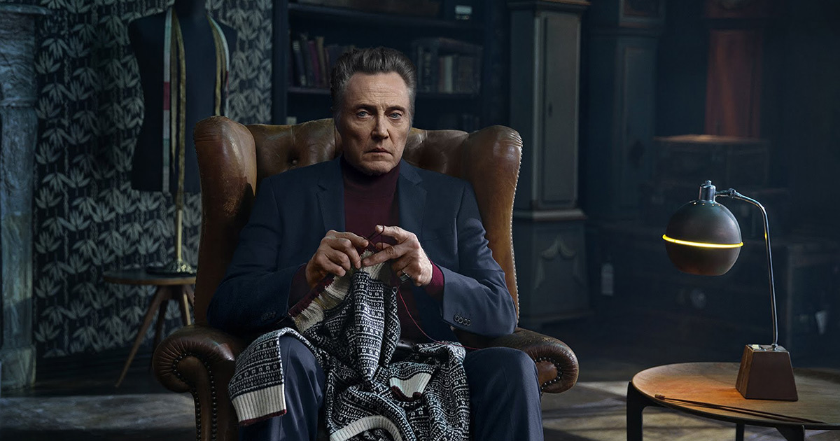 Christopher Walken kao ludi krojač