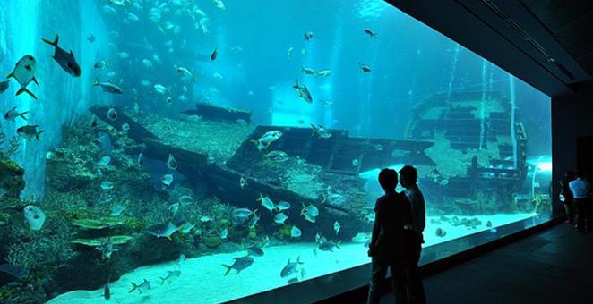 Najveći slatkovodni akvarijum na svijetu